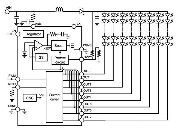 THL6518_Block Diagram